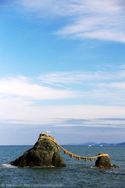 伊勢(二見)の夫婦岩